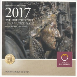 CARTERA AUSTRIA 2017 (29€)