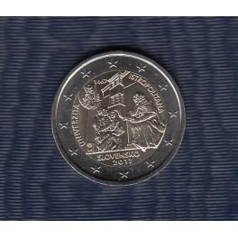 2€ESLOVAQUIA 2017 (3€)
