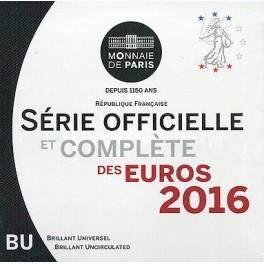 Cartera Francia 2016