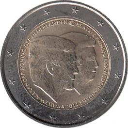 "2€ Holanda 2014 ""Doble retrato"""