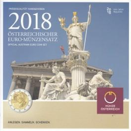 CARTERA AUSTRIA 2018  (27€)