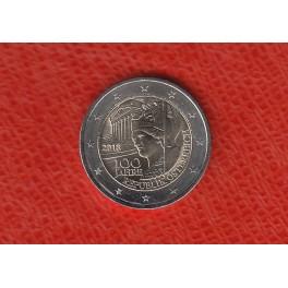 2€ AUSTRIA 2018  (3€)