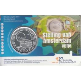 5€ HOLANDA 2018 AMSTERDAM