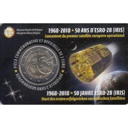2€ BELGICA 2018 2ª