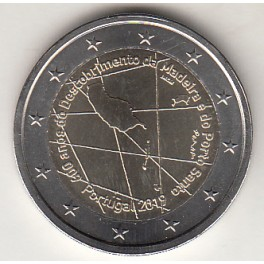 2€ Portugal 2019  2ª