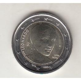 2€ Italia 2019