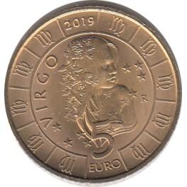 5€ SAN MARINO 2019 3ª