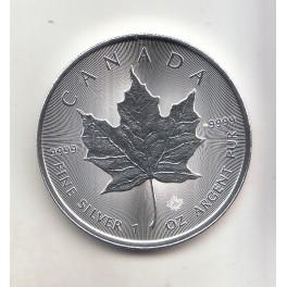 1 Oz MAPLE LEAF CANADA