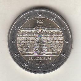 2€ ALEMANIA 2020