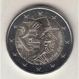 2€ FRANCIA 2020