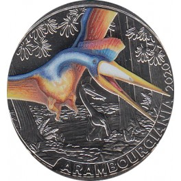 3€ ARAMBOURGIANIA AUSTRIA