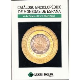 CATÁLOGO MONEDAS ESPAÑA