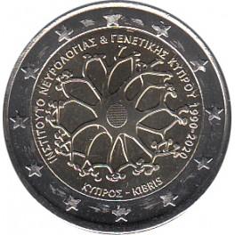 2€ CHIPRE 2020