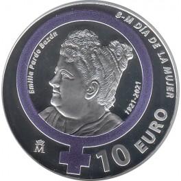 10€ ESPAÑA 2021