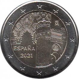 2€ ESPAÑA 2021